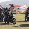 जनचेतना का लक्ष्य लेकर सेना की मोटरसाइकिल रैली रवाना