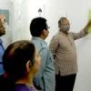 लखनऊ के पांच कलाकारों की प्रदर्शनी ''परवाज़'' प्रारम्भ