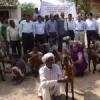 स्वरोजगार के लिए बकरी वितरण