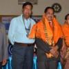 रोटरी अंतरराष्ट्रीय के प्रतिनिधि सिंघवी बांग्लादेश रवाना