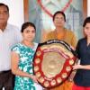 गुरुनानक गर्ल्स ने जीती ऐश्वर्या चल वैजयंती