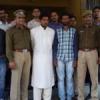 अवैध हथियारों का जखीरा पकड़ा, दो गिरफ्तार