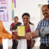 गीतांजली नर्सिंग में 'वर्ल्ड इम्यूनाइजेशन वीक-2015' आरंभ