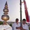 श्रीराम मन्दिर में धूमधाम से मनाया पाटोत्सव