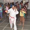 बच्चों ने सीखे आत्म रक्षा के गुर