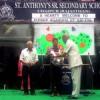 आईआईटी में चयन पर सुदीप का सम्मान