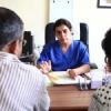 गीतांजलि में लगे दो दिनी शिविर में आए 75 मरीज