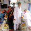 152 यूनिट रक्तदान, 200 दंत परीक्षण