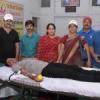 गौतम आश्रम शिविर में 107 यूनिट रक्तदान