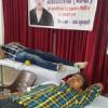स्वैच्छिक शिविर में 140 यूनिट रक्तदान