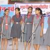 अणुव्रत के गीतों को स्वर दिया बच्चों ने