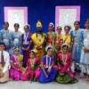 हेरिटेज गर्ल्स स्कूल में शास्त्रीय नृत्य प्रतियोगिता