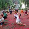 योग आरोग्यम् शिविर में दिखा उत्साह