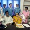 जीवन्ता हॉस्पिटल में 607 ग्राम की नवजात को मिला जीवनदान