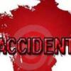 कार में लगी आग से झुलसे बैंक मैनेजर की मौत