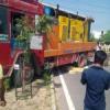 बोरवेल वाहन की चपेट से एक की मौत