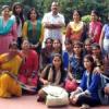 स्नात्तकोत्तर छात्राओं का शैक्षणिक भ्रमण और प्लांट हंट