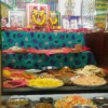 श्री जॉनराय मंदिर में भव्य अन्नकूट