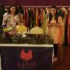युवा महिला उद्यमियों के उत्पादों की प्रदर्शनी देखने उमड़ी महिलाएं