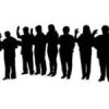 एमजी कॉलेज में कटारिया-महापौर का विरोध