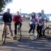 साइकिलिंग कर स्वास्थ्य के प्रति सचेत हुए युवा