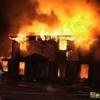 झोंपड़े में आग से विकलांग दंपती जला