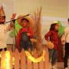 नाटकों की अंग्रेजी में बालकों की प्रस्तुतियों ने किया अचंभित
