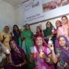 तुलसी ने खोला सुगन्धित मोमबत्तियां बनाने का केन्द्र