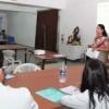 रोगी-परिजनों के साथ बातचीत के तरीकों पर कार्यशाला