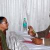 अरावली हॉस्पिटल के शिविर में 253 रोगियों की जांचें