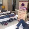 रोटरी के स्थापना दिवस पर रक्तदान शिविर