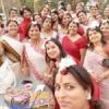 फागुन उत्सव मनाया, तिलक होली का संकल्प