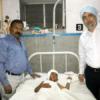 मुख्यमंत्री राहत कोष के सहयोग से पहली बार काकलियर इम्प्लांट