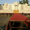 नाकोड़ा भैरव के नाम की हाथों में सजी मेहन्दी