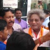 गायत्री परिवार के डॉ. प्रणव पण्ड्या का स्वागत