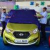 उदयपुर में डेट्सन रेडी-गो लांच