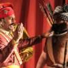 नाटक प्रणवीर प्रताप ने दर्शकों में जोश भरा