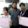 उदयपुर ने जीता पश्चिमी भारत का गोल्ड और सिल्वर मेडल