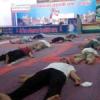 प्रेक्षावाहिनी का गठन 13 को, प्रति रविवार होगा योग शिविर