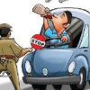 15 ड्राइविंग लाइसेंस निलम्बित, 281 के खिलाफ कार्रवाई