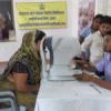 निशुल्क नेत्र चिकित्सा एवं परामर्श शिविर का आयेाजन
