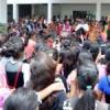 गुरु नानक गर्ल्स में प्रत्याशियों ने व्यक्त की अभिव्यक्ति