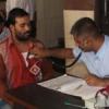 25 दिन का बच्चा भी आया ह्दय रोग निदान शिविर में