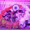 देश भक्ति के रंग में रंगा इन्टर स्कूल डांस कम्पीटीशन कार्यक्रम