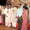 शास्त्री को संस्कृत शिखर साधना पुरस्कार