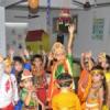 स्कूलों में मनाई जन्माष्टमी