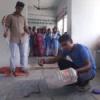 स्कूल में घुसा कोबरा