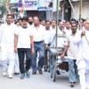 गांधी-शास्त्री जयंती पर निकाली रैली
