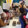 रेडिसन ब्लू में क्रिसमस केक मिक्सिंग समारोह