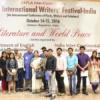 इंटरनेशनल राइटर्स फेस्ट में युवा रचनाकारों की धूम